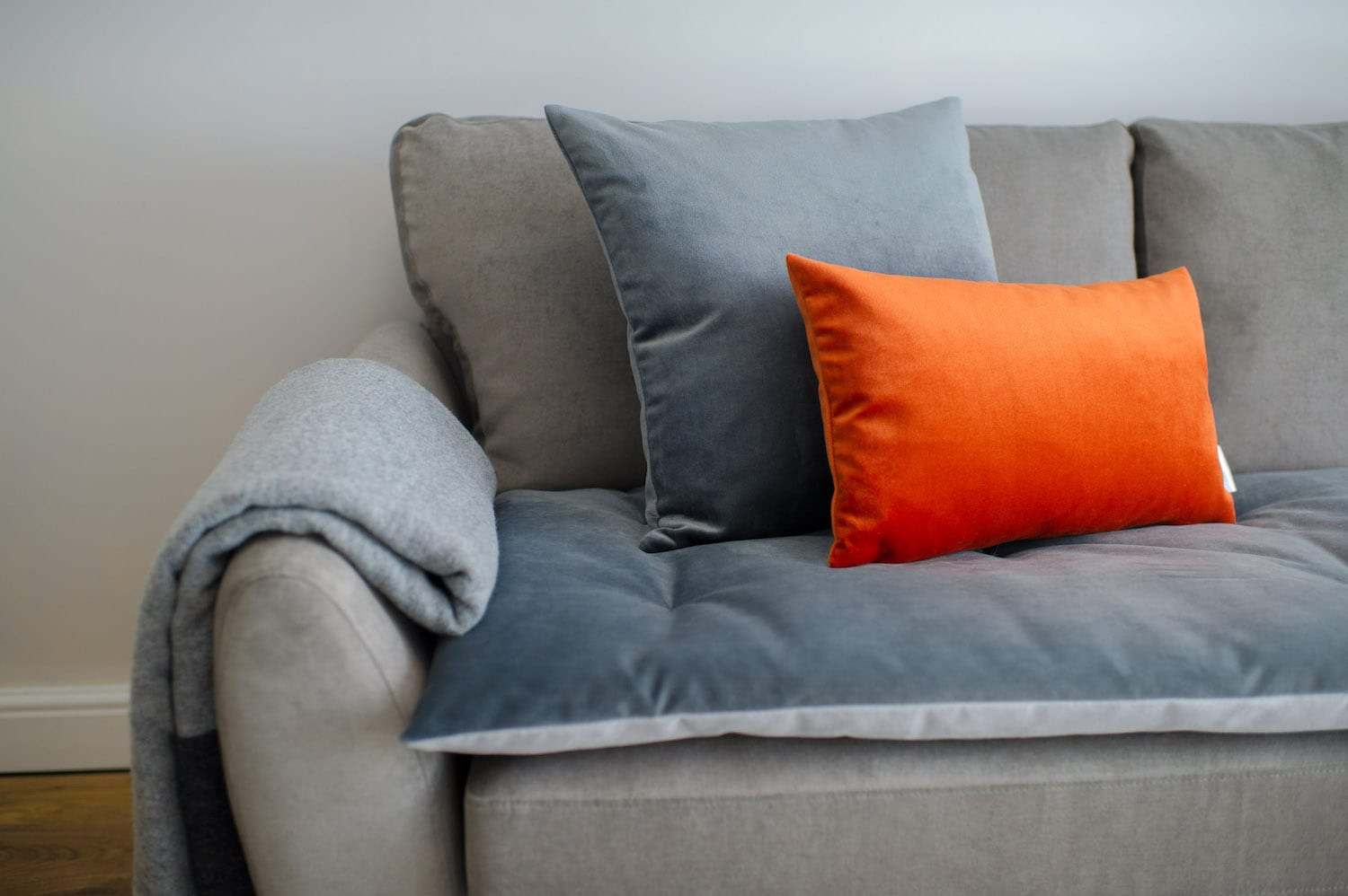 sofa topper and two velvet cushions buy one get one free the rh thelounginghound com where to buy replacement sofa cushions where to get sofa cushions restuffed